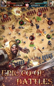 screenshot of Conquerors: Clash of Crowns version 1.3.2