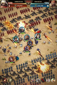 screenshot of Conquerors: Golden Age version 2.2.1