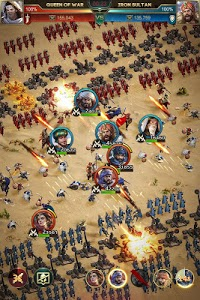 screenshot of Conquerors: Golden Age version 2.2.2
