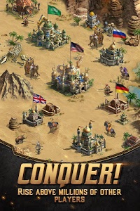 screenshot of Conquerors: Clash of Crowns version 1.7.0