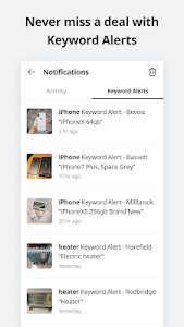 screenshot of Karrot - Your local buying & selling community version 5.7.0