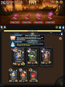 screenshot of Triple Fantasy version 5.12.1