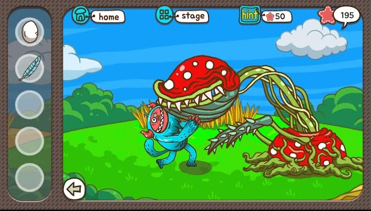 screenshot of 100 ways to kill the monster version 1.2.9