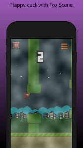screenshot of A Flappy Duck - Flappy Duck Game version 1.0.11