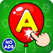 \ud83c\udf88ABC Pop the Balloon Game for Kids & Preschoolers