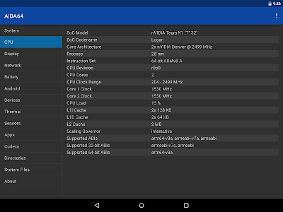 screenshot of AIDA64 version 1.66
