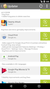 screenshot of APK Installer version 8.6