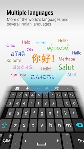 screenshot of ZenUI Keyboard – Emoji, Theme version 1.5.0.14_150804