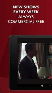 screenshot of Acorn TV: World-class TV from Britain and Beyond version 2.0.6