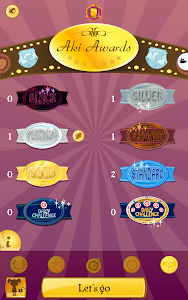 screenshot of Akinator version 7.0.14