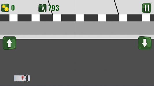 screenshot of Ambulance Rush version 1.1