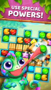screenshot of Animatch Friends - cute match 3 Free puzzle game version 0.23