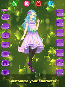 screenshot of Anime Boutique: Doll Maker version 2.1