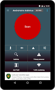 screenshot of AntiVirus for Android 2019 Security-Virus Cleaner version 1.9.9.9.9.9.8