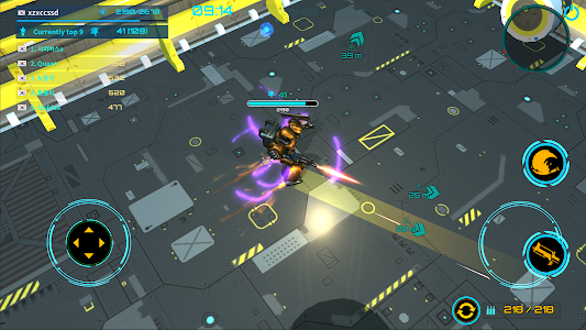 screenshot of Armored Frontier version 1.0.6