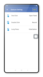screenshot of Assistive Touch (New Style) version 2.6.78