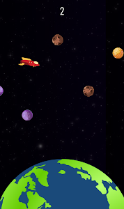 screenshot of Asteroid Earth Defence version 1.0.0