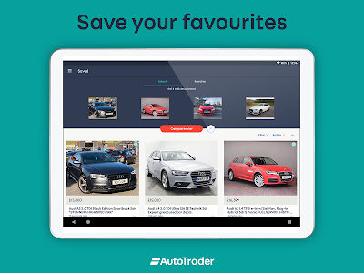 screenshot of Auto Trader - Buy, sell and value new & used cars version Varies with device