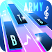 Download BTS Army Magic Piano Tiles 2019 - BTS Army games 1.1 APK