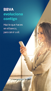 screenshot of BBVA México (Bancomer Móvil) version 11.11.191003