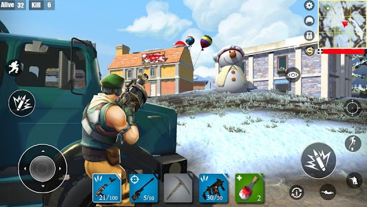 screenshot of Battle Destruction version 1.0.6