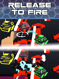 screenshot of Battle Strike.io version 0.5