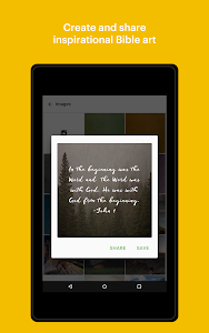 screenshot of YouVersion Bible App + Audio, Daily Verse, Ad Free version 8.8.2