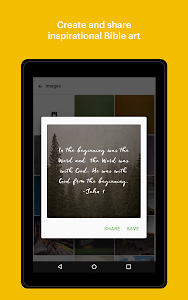 screenshot of YouVersion Bible App + Audio, Ad Free, Daily Verse version 8.13.5
