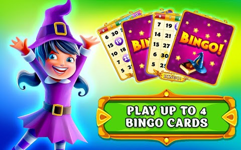 screenshot of Wizard of Bingo version 7.2.0