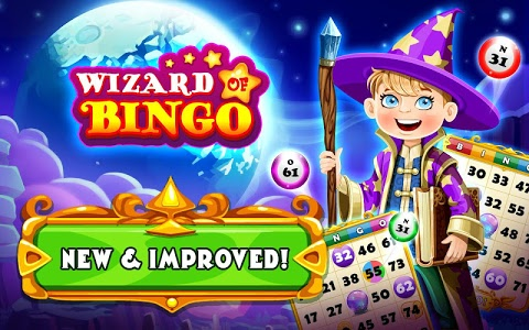 screenshot of Wizard of Bingo version 3.1