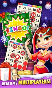 screenshot of Bingo Holiday:Free Bingo Games version 1.3.7