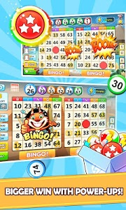 screenshot of Bingo Holiday:Free Bingo Games version 1.6.1