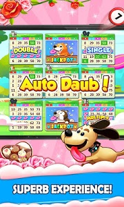 screenshot of Bingo Holiday:Free Bingo Games version 1.7.6