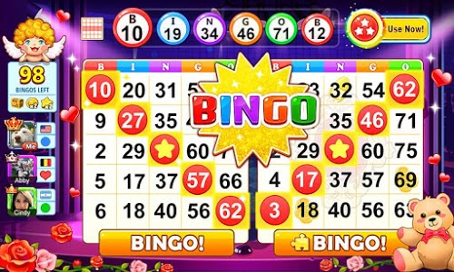 screenshot of Bingo Holiday: Free Bingo Games version 1.8.7.1