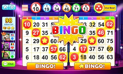 screenshot of Bingo Holiday:Free Bingo Games version 1.8.1