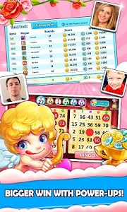 screenshot of Bingo Holiday:Free Bingo Games version 1.8.0
