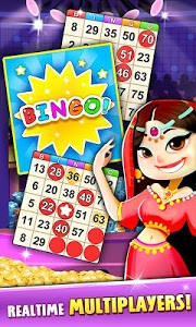 screenshot of Bingo Holiday:Free Bingo Games version 1.3.4