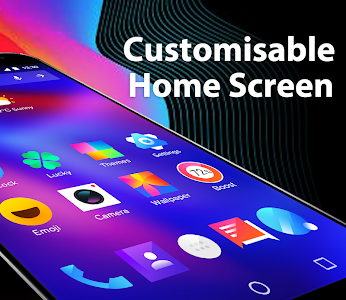 screenshot of Bling Launcher - Live Wallpapers & Themes version 1.1.7