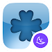 Download Blue Mood-APUS Launcher theme 583.0.1001 APK