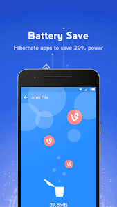 screenshot of Brother Clean - boost, clean and optimize phone version 1.0.8