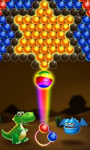screenshot of Bubble Shooter version 81.0