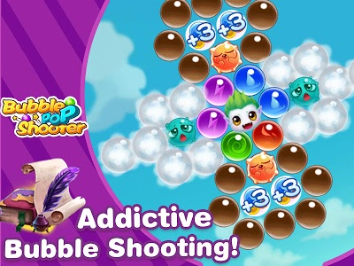 screenshot of Bubble Shooter - Classic Bubble Pop Free Game version 1.3.5