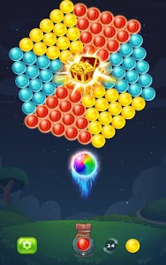 screenshot of Bubble Shooter Simple version 1.2.8