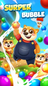 screenshot of Bubble Shooter - save little puppys version 1.0.8