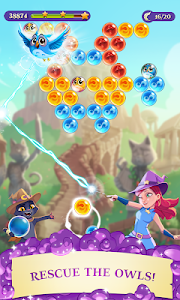 screenshot of Bubble Witch 3 Saga version 6.6.0