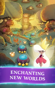 screenshot of Bubble Witch 3 Saga version 5.3.3