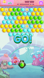 screenshot of Puzzle Bubble Shooter Classic version 1.4