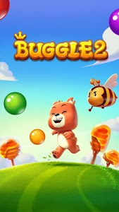 screenshot of Buggle 2 - Free Color Match Bubble Shooter Game version 1.4.7