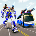Download Bus Robot Car Transform War –Police Robot games 1.7 APK