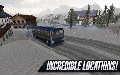 screenshot of Bus Simulator 2015 version 2.3